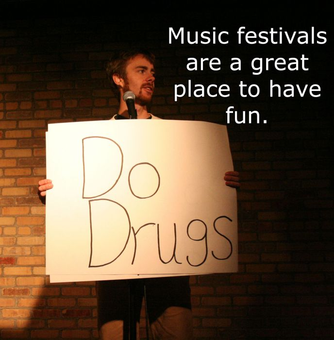 The Truth About Music Festivals (12 pics)