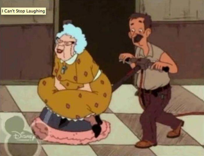 Adult Jokes In Kid Shows