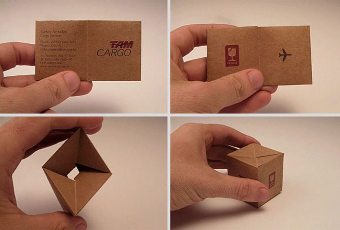 The Best Business Cards In The World Today (34 pics)