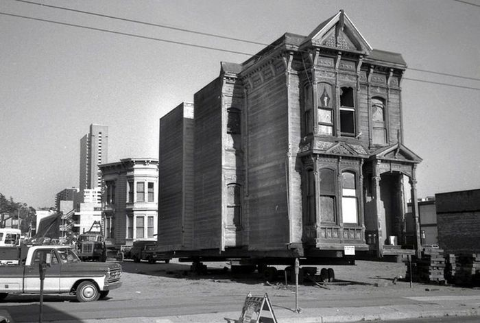 How Neighborhoods Were Built In San Francisco (15 pics)