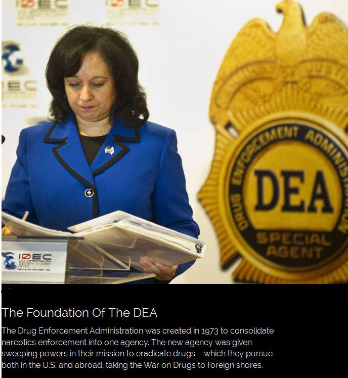 Proof That The War On Drugs Is A Big Failure (14 pics)