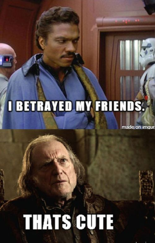 The Best Star Wars Memes The Internet Has To Offer (39 pics)