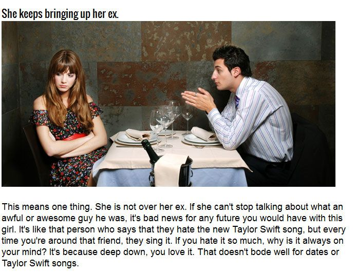Six Signs That Your Date Has Become A Disaster (6 pics)