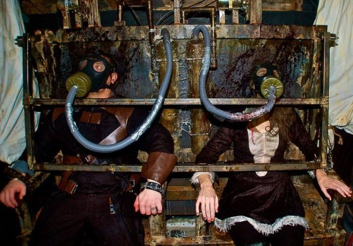 Would You Survive McKamey Manor? (20 pics)