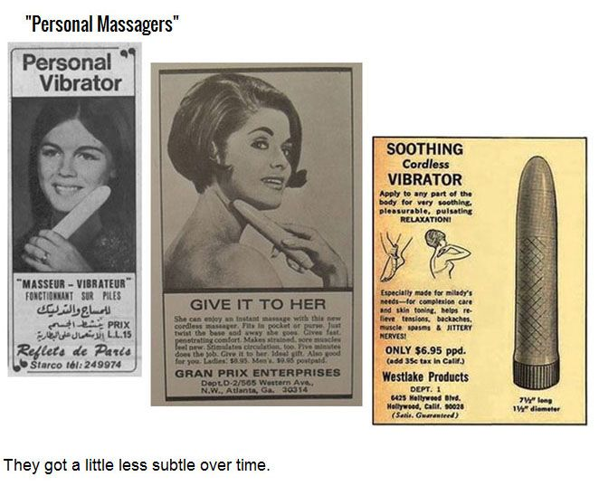 These Vintage Sex Toys Look More Dangerous Than Fun (10 pics)