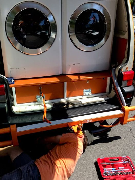 Orange Sky Laundry Mobile Laundry Service (16 pics)