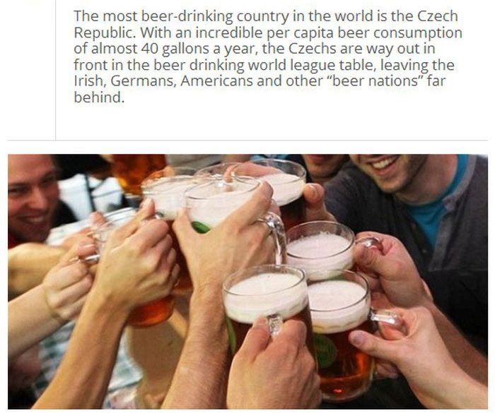 Amazing And Fun Facts About Alcohol (25 pics)