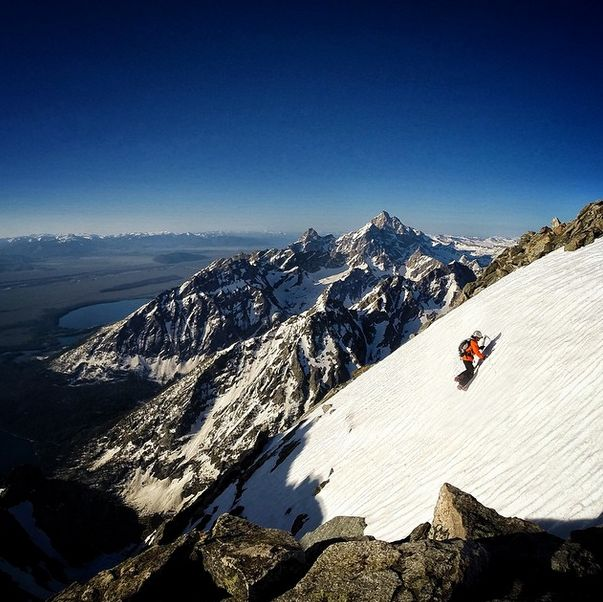 Amazing National Geographic Photos By Jimmy Chin (40 pics)