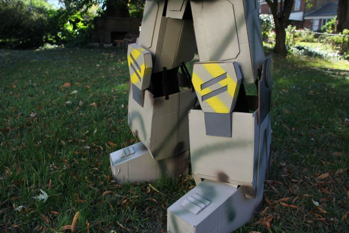MechWarrior Halloween Costume (11 pics)