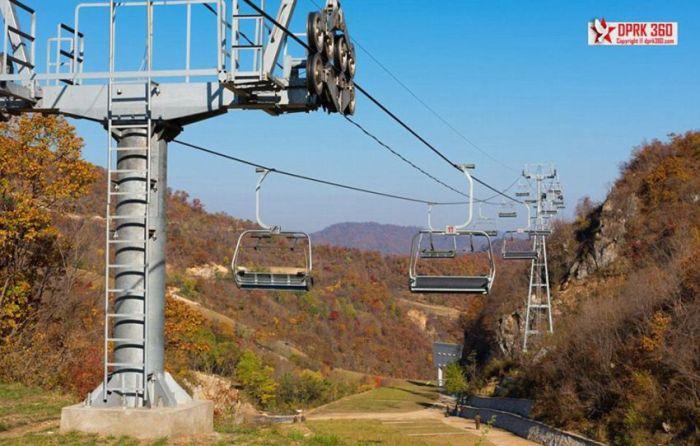 A Close Look At North Korea's Impressive Ski Resort (26 pics)