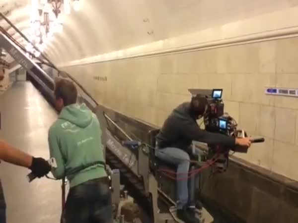 Movie Shooting Fail