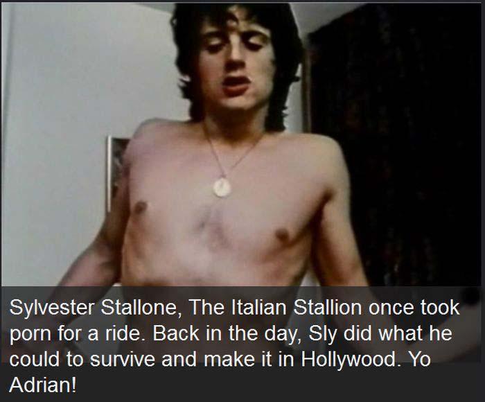 Сильвестр сталлоне в порно смотреть онлайн