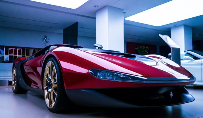 Say Hello To The Ferrari Sergio (45 pics)