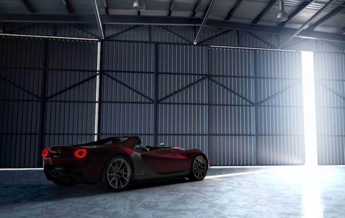 Say Hello To The Ferrari Sergio (45 pics)
