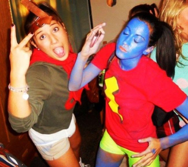 These Are The Girls You Want To Party With On Halloween (39 pics)