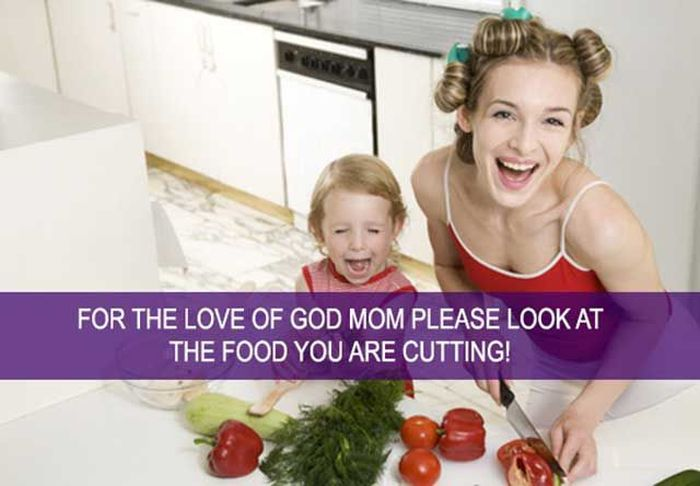 Moms Give Stock Photos A Serious Dose Of Reality (20 pics)