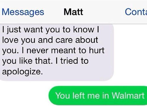 How to Respond to a Text from Your Ex (22 pics)