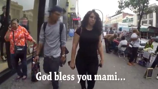 What Is It Like to Walk as a Woman in New York
