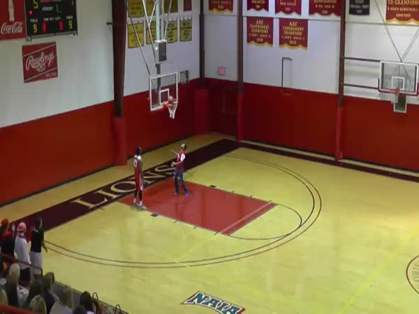 Half Court Shot to Win $10,000 Tuition