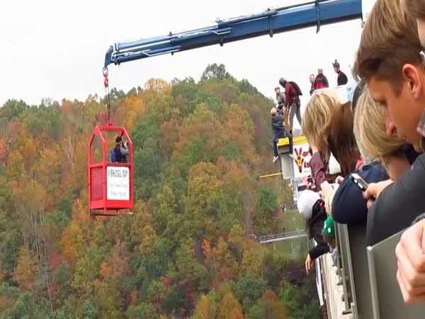 Handstand Base Jump Fail