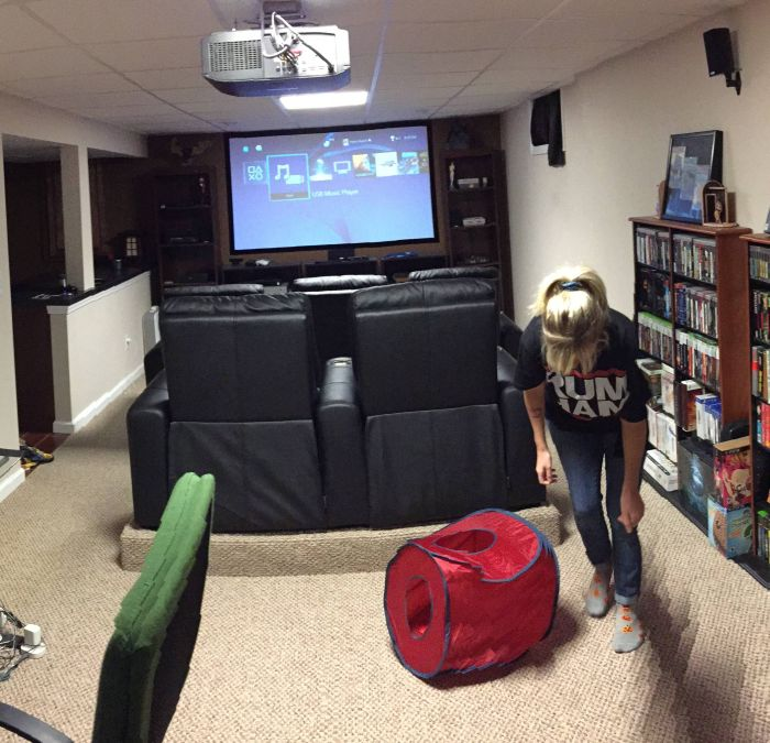 this couple built the most epic game room ever 10 pics
