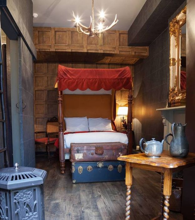This Is Alohomora, The Harry Potter Themed Hotel (11 pics)