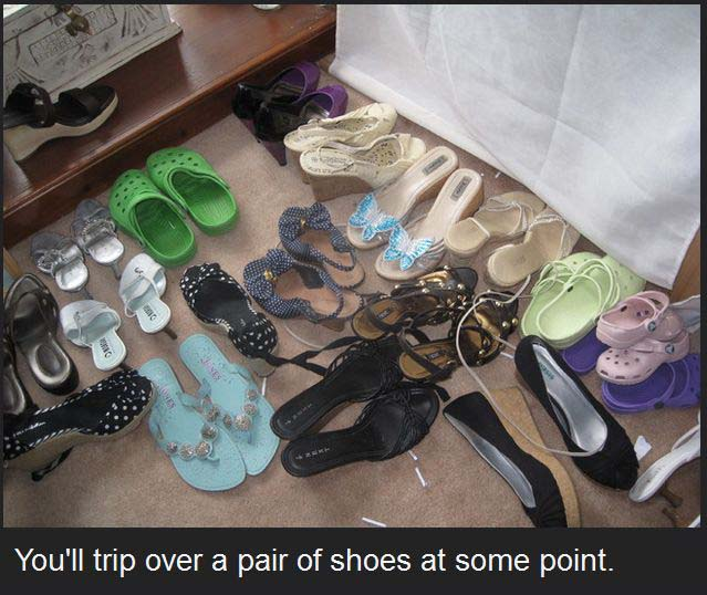 21 Things You Need To Be Ready For When You Live With A Girl (21 pics)