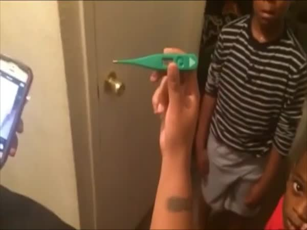 Stupid Parents Prank Kid Into Thinking He Has Ebola