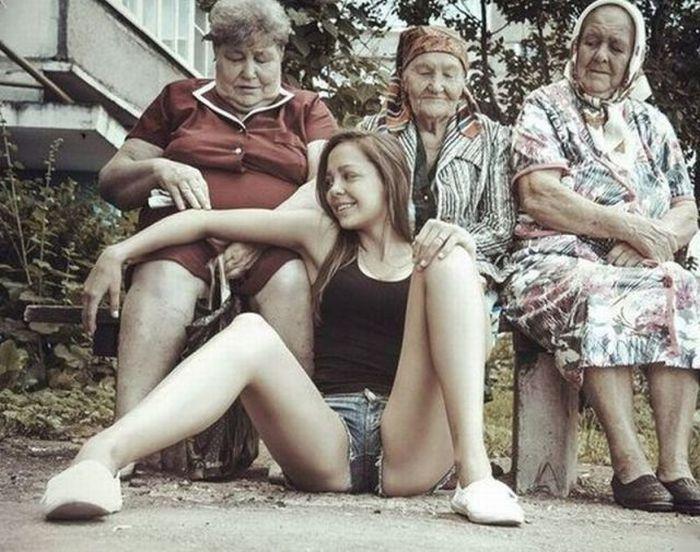 Fun Pics για ενήλικες.  Μέρος 77 (53 pics)