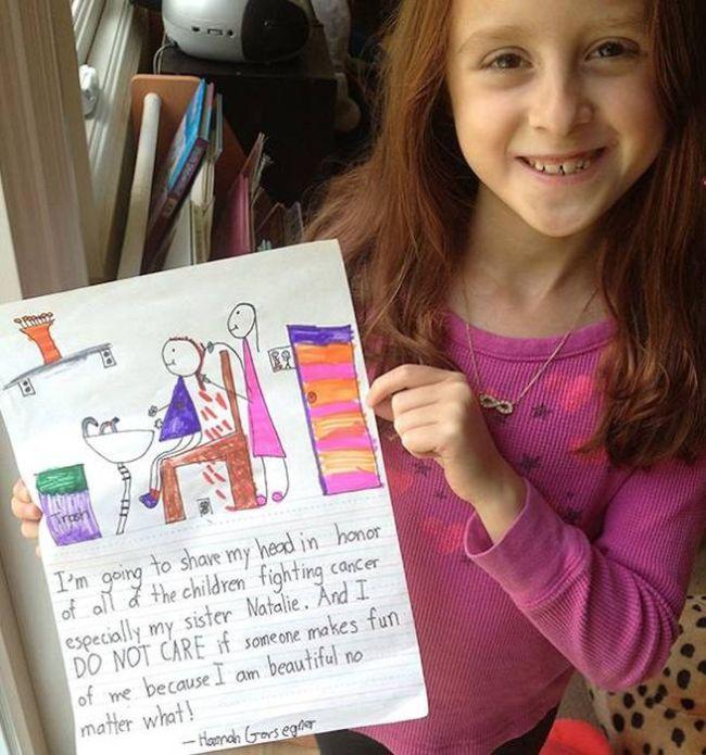 Brave Little Girl (6 pics)