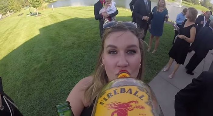 Wedding Photos Made with the Fireball Camera (35 pics)