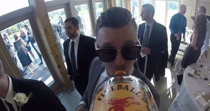 Wedding Photos Made with the Fireball Camera (35 pics)