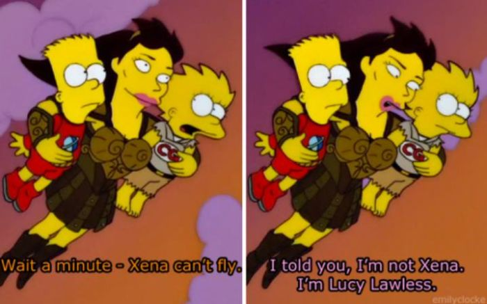 Classic Moments From The Simpsons 'Treehouse of Horror' (26 pics)
