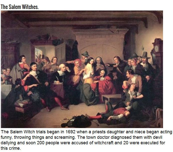 Stories About Witches (8 pics)