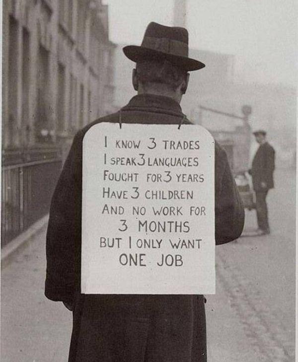 The Great Depression (15 pics)