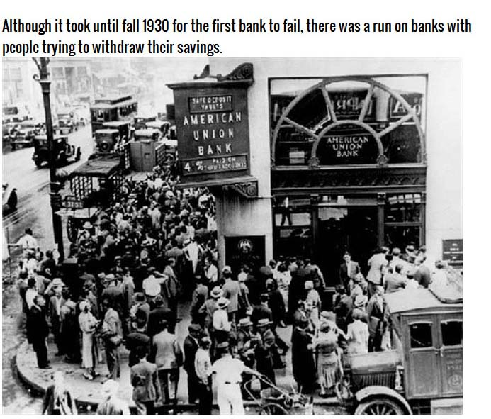 The Great Depression (15 pics)