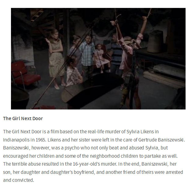 Horror Movies That Were Based On Real Events (10 pics)