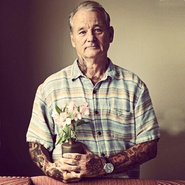 Celebrities Get Tattoos Photoshopped Onto Their Bodies (31 pics)