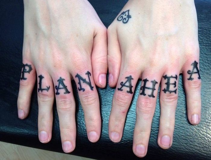 Small Funny Tattoo Ideas: Clever And Funny Tattoos (21 Pics