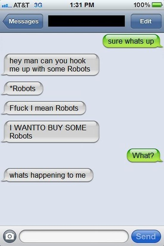 When Autocorrect Gets The Best Of You (18 pics)