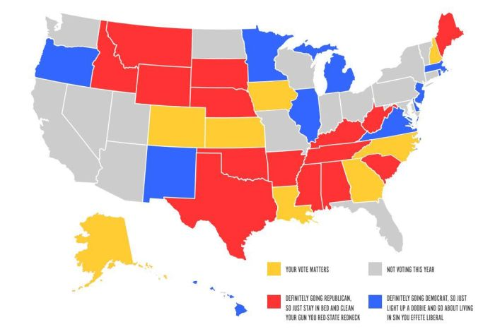 Everything You Need To Know About The Midterm Elections (10 pics)