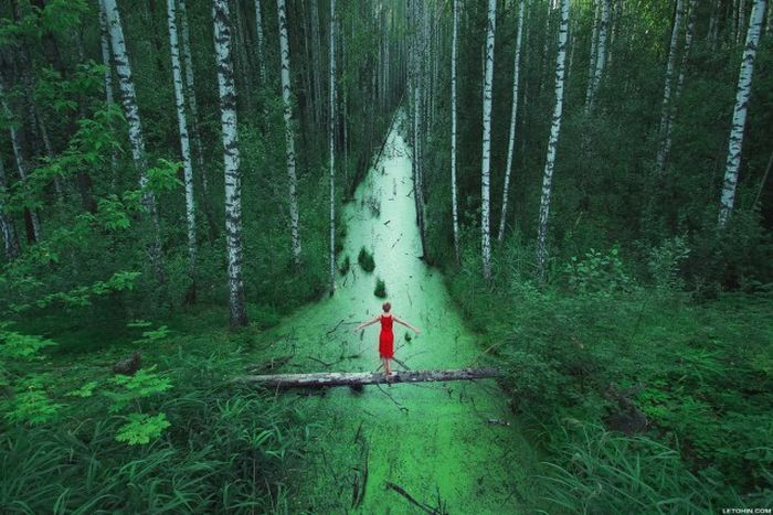 Amazing Pictures Of Humans In Nature (70 pics)