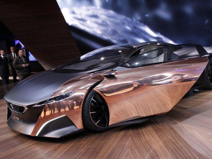 Behold The Peugeot Onyx (25 pics)