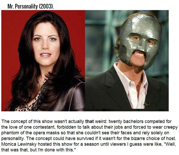 The Most Ridiculous Reality Shows Of All Time (10 pics)