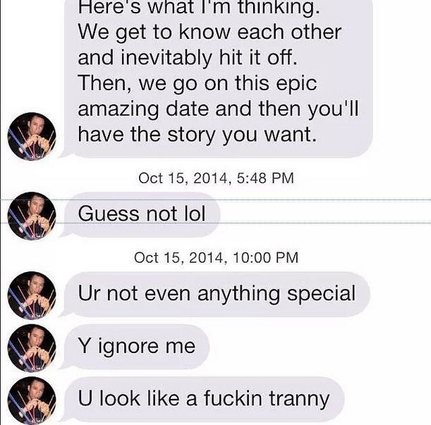 What It's Really Like To Be A Woman Online (30 pics)