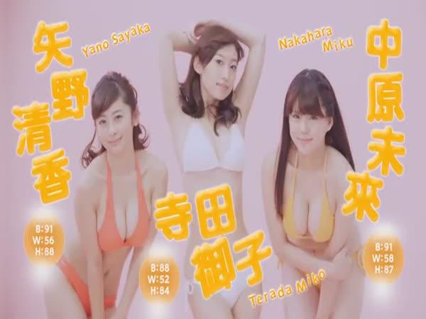 Japanese Bikini Game