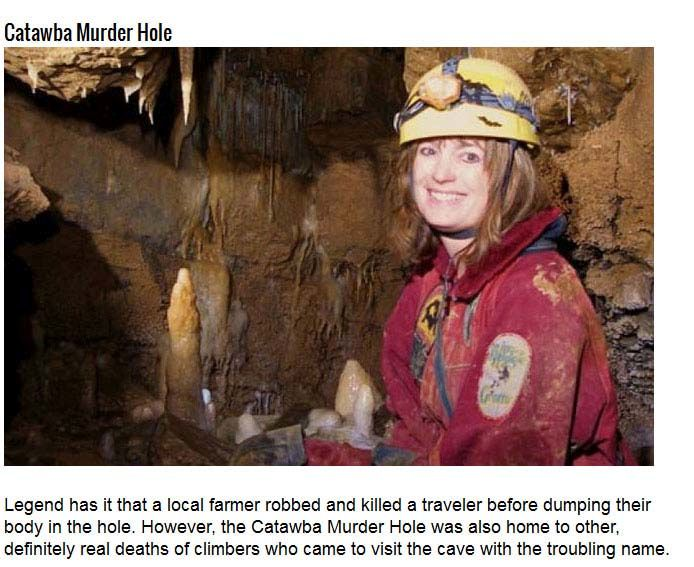 Mysterious Holes With A Scary Backstory And Haunted Past (10 pics)