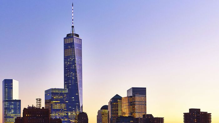 A Look Inside Freedom Tower (14 pics)