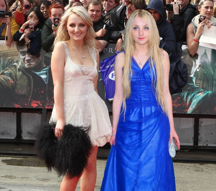 The Harry Potter Cast At The First And Last Movie Premiere (9 pics)