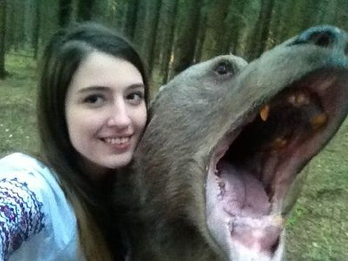 Awesome Selfie (3 pics)
